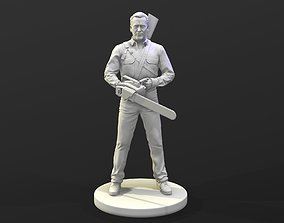 Ash vs evil dead figurine 3D printable model