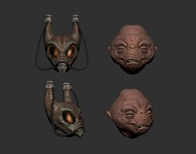 Figure Head custom7 3D print model