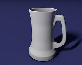 3D printable model Beer mug