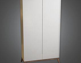Storage Cabinet 01 - ARV01 - PBR Arch Viz - Game 3D asset