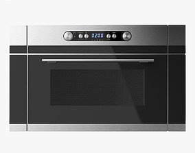 Ikea Nutid Microwave Oven 3D
