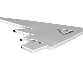 Blender Logo 3D logo