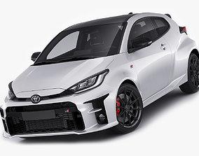 Toyota GR Yaris 2021 3D