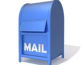 Mailbox 02 3D