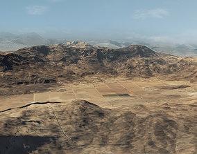 Terrain 3D hills