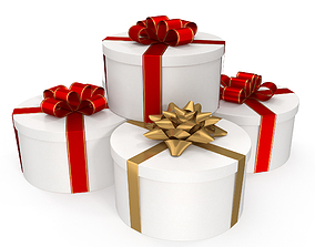 3D asset Gift 9