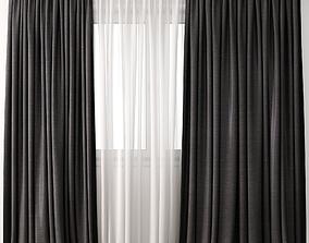 Curtain 18 3D model