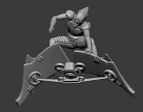 Spider-Man Movie Green Goblin 3D printable model