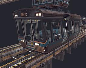 3D model Monorail