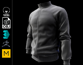 3D model adidas character