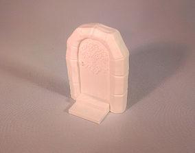 Celtic Door 3D print model
