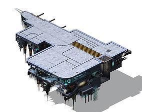 Future City - Universe City 05 3D