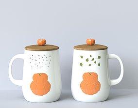 3D asset Coffee Mug