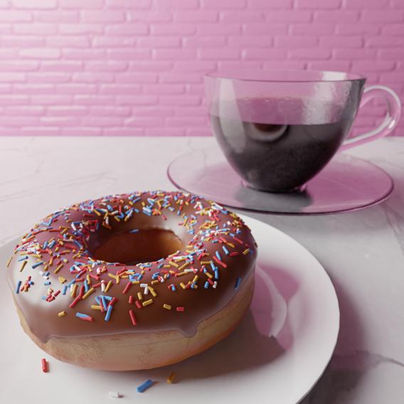 Tha donut