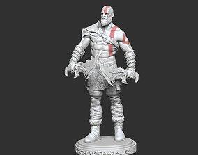 god of war 3D printable model
