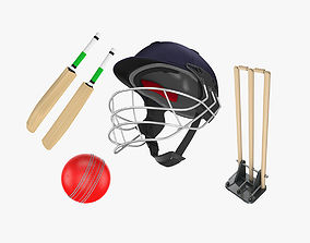 3D Cricket Collection