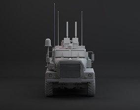cougar 6x6 3D model