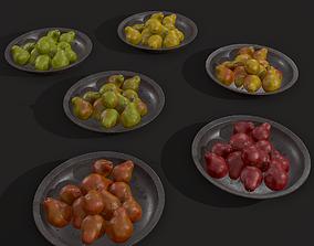 Pears Bowl 3D model