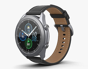 Samsung Galaxy Watch 3 3D