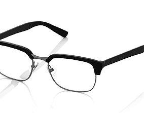 Eyeglasses for Men and Women 3D printable model scope