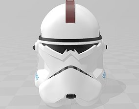 3D printable model Star Wars A-77 Captain Fordo Phase II 2
