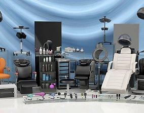 3D model Salon Equimpents Collection