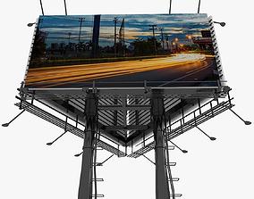 architectural 3D model Billboard